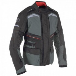 OXFORD - QUEBEC MEN JACKET TECH GREY