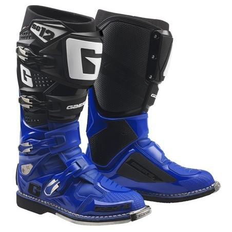 CIZME GAERNE SG12 BLUE -BLACK