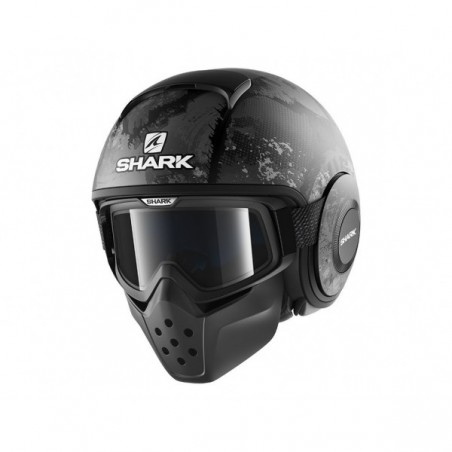 Shark Drak Tribute negru / gri mat