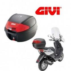 Top case Givi E300