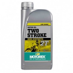 MOTOREX  TWO STROKE 2T  1L