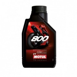 MOTUL  2T 800 FACTORY LINE ROAD RACING  1L