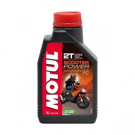 MOTUL  2T SCOOTER POWER  1L