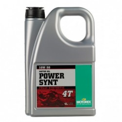 MOTOREX  POWER SYNT 10W50  4L