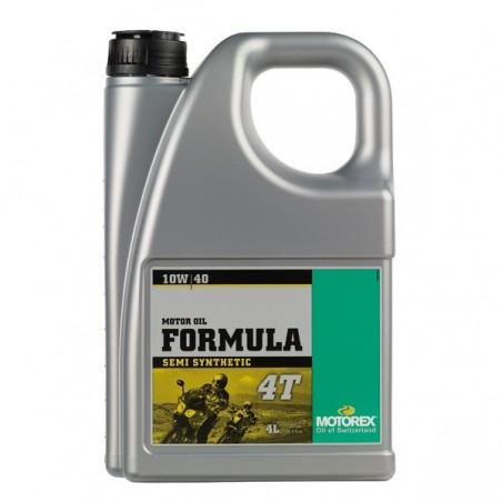 MOTOREX  FORMULA 10W40  4L