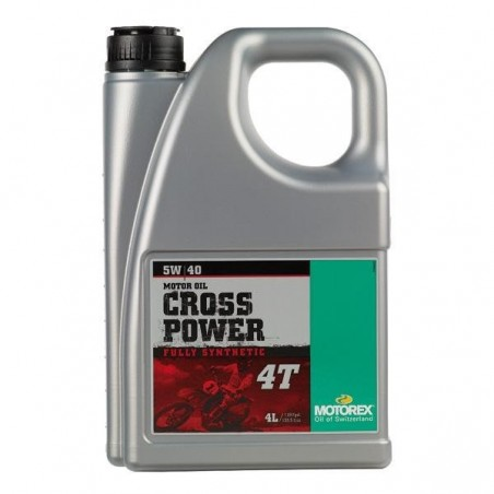 MOTOREX  Cross Power 5w40  4L