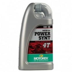 MOTOREX  POWER SYNT 5W40  1L