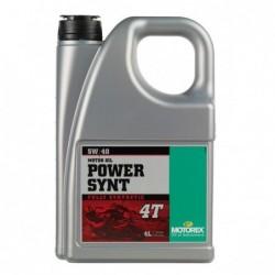 MOTOREX  POWER SYNT 5W40  4L