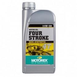 MOTOREX  FOUR STROKE 20W50  1L
