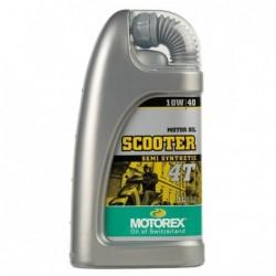 MOTOREX  SCOOTER 10W40  1L