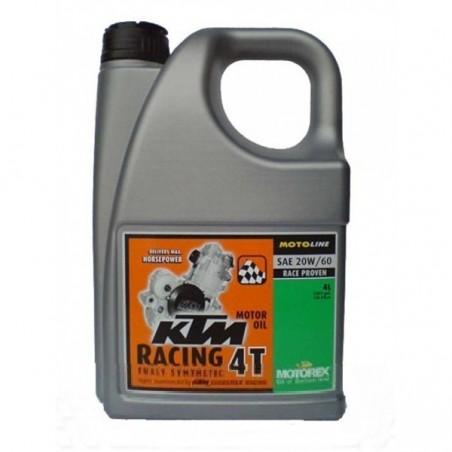 MOTOREX  KTM RACING 20W60  4L