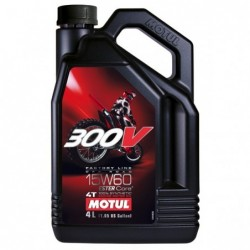 MOTUL  300V OFFROAD 15W60  4L