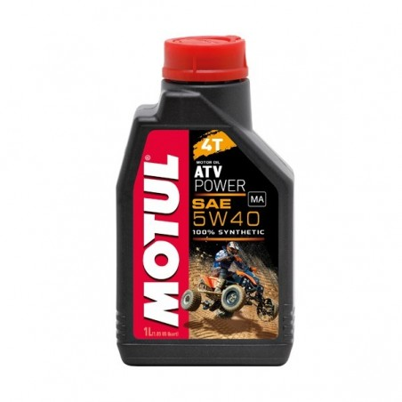MOTUL  ATV POWER 5W40  1L