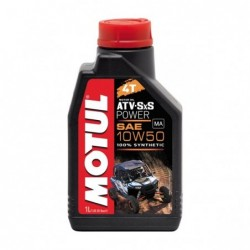 MOTUL  ATV SXS POWER 10W50  1L