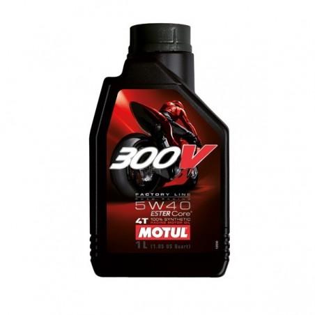 MOTUL  300V 5W40  1L