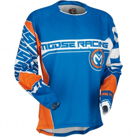 Tricou enduro mx Moose...