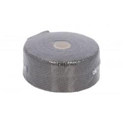 Banda termica evacuare 10m x 50mm x 1mm neagra
