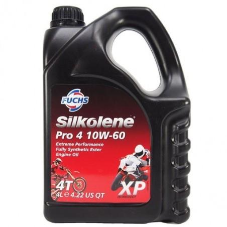 Silkolene Pro 4 10W60 XP 4L