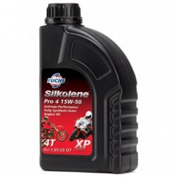 Silkolene Pro 4 15W50 XP 1L