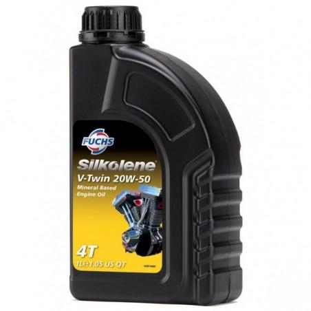 Silkolene V-TWIN 20W50 1L