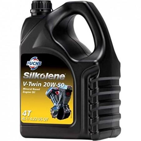 Silkolene V-TWIN 20W50 4L