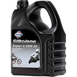 Silkolene Super 20W50 4L