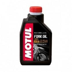 MOTUL  FORK OIL FACTORY LINE 2.5W