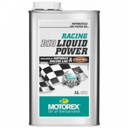 MOTOREX  RACING BIO LIQUID POWER OIL  1L