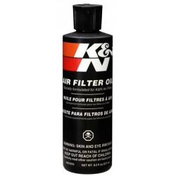 KN  AIR FILTER OIL 990533  LICHID 237 ML