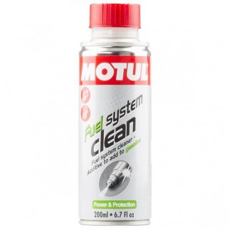 MOTUL  FUEL SYSTEM CLEAN MOTO  0.2L