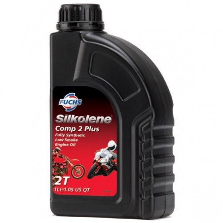 Ulei 2T Silkolene Comp 2 Plus 1L