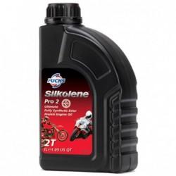 Ulei 2T Silkolene Pro 2 1L