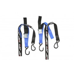 Set chingi rapide latime 40mm negru / albastru