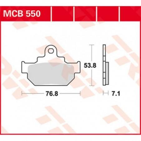 MCB550
