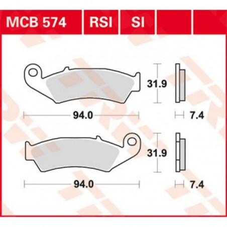 MCB574