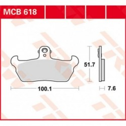 MCB618
