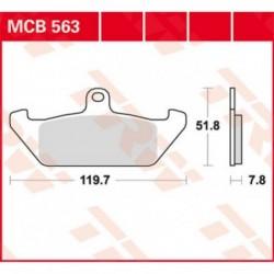 MCB563