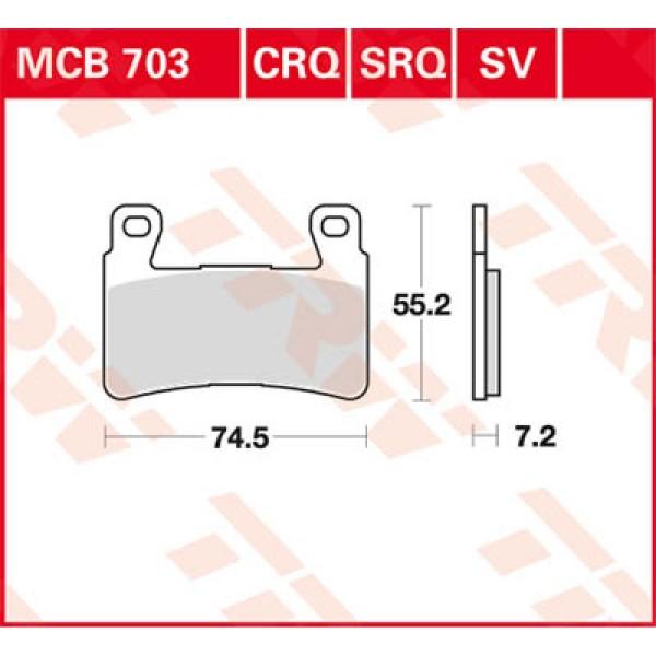 MCB703SV