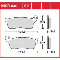 MCB848SH