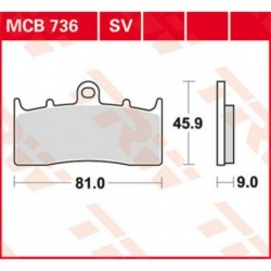 MCB736