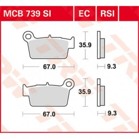 MCB739RSI