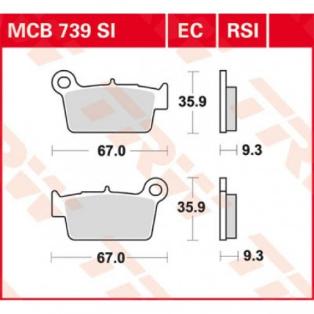 MCB739SI