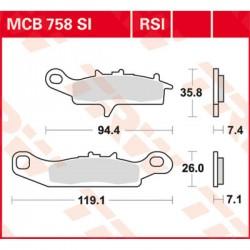 MCB758RSI