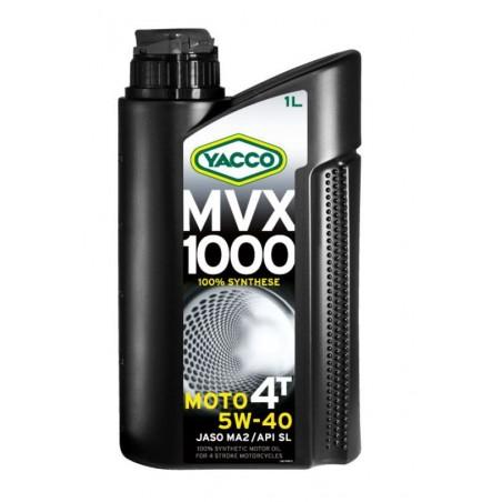 MVX 1000 4T 5W40 100% sinteza 1L