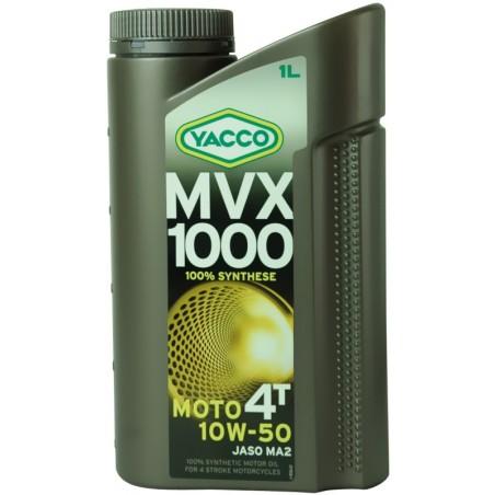 MVX 1000 4T 10W50  100% sintetic 1L