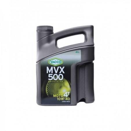 MVX 500 4T 10W40  semisintetic 4L