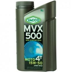 MVX 500 4T 15W50  semisintetic 1L