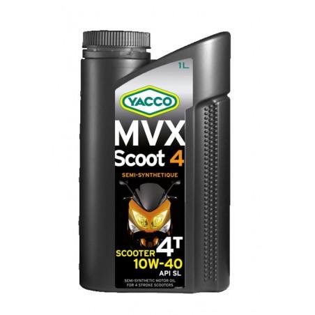 MVX SCOOT 4T 10W40  semisintetic 1L