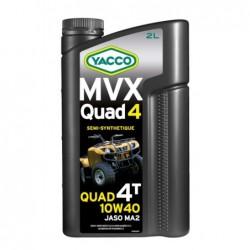 MVX QUAD 10W40  semisintetic 2L