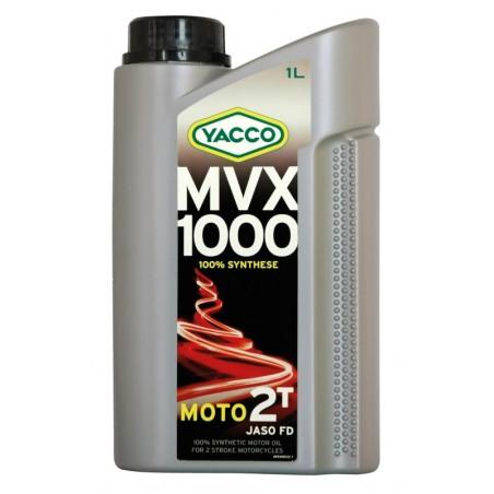 MVX 1000 2T  100% sintetic 1L